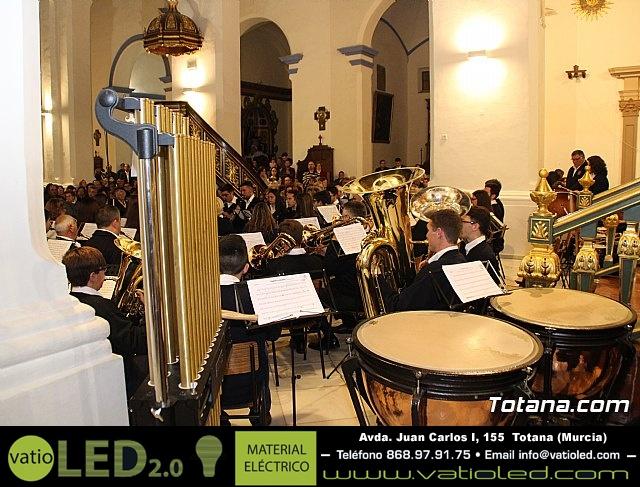 Concierto de Semana Santa XXV Aniversario Banda de Música Hdad. de San Juan Evangelista - 41