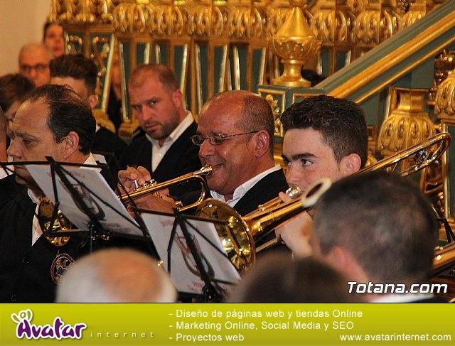 Concierto de Semana Santa XXV Aniversario Banda de Música Hdad. de San Juan Evangelista - 42