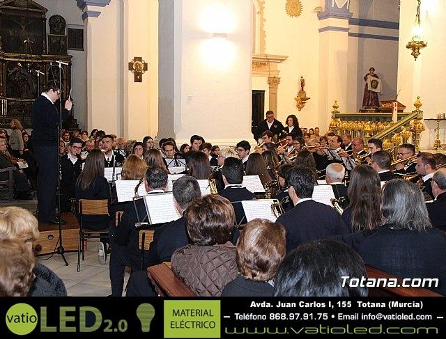 Concierto de Semana Santa XXV Aniversario Banda de Música Hdad. de San Juan Evangelista - 43