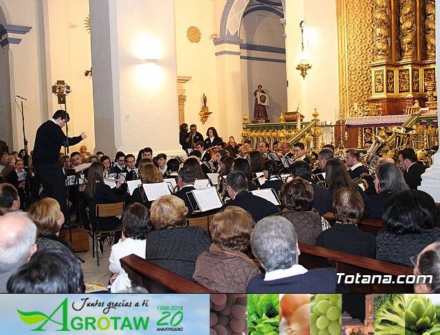 Concierto de Semana Santa XXV Aniversario Banda de Música Hdad. de San Juan Evangelista - 44