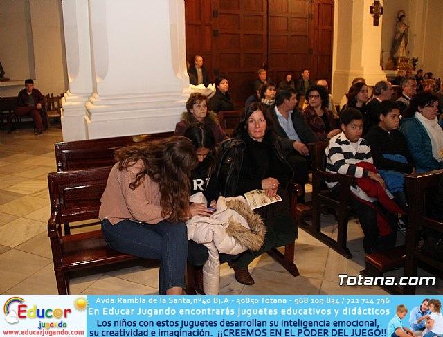 Concierto de Semana Santa XXV Aniversario Banda de Música Hdad. de San Juan Evangelista - 57