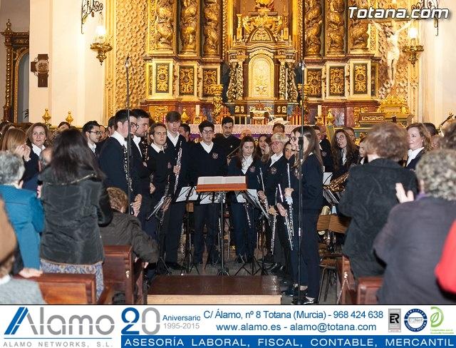 Concierto de Semana Santa XXV Aniversario Banda de Música Hdad. de San Juan Evangelista - 282
