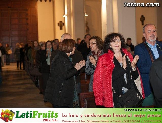 Concierto de Semana Santa XXV Aniversario Banda de Música Hdad. de San Juan Evangelista - 283