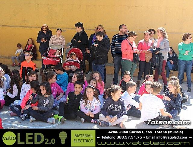 Procesión Infantil - Colegio Santiago. Semana Santa 2019 - 2
