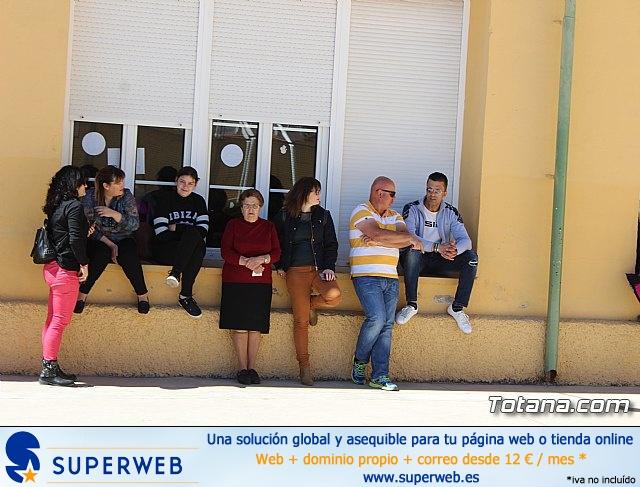 Procesión Infantil - Colegio Santiago. Semana Santa 2019 - 6