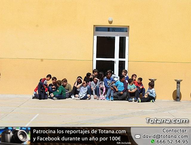 Procesión Infantil - Colegio Santiago. Semana Santa 2019 - 8
