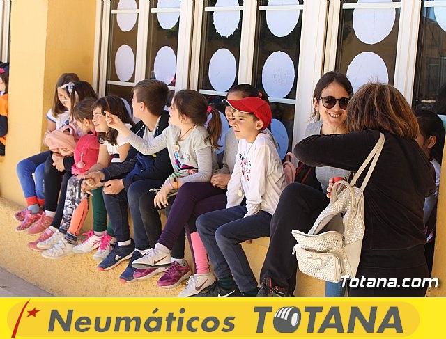 Procesión Infantil - Colegio Santiago. Semana Santa 2019 - 16