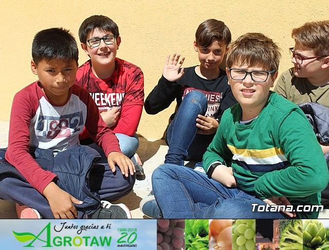 Procesión Infantil - Colegio Santiago. Semana Santa 2019 - 18