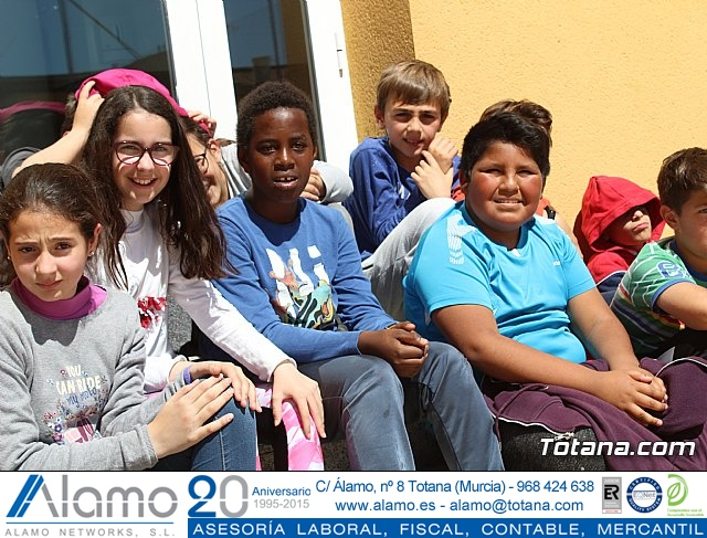 Procesión Infantil - Colegio Santiago. Semana Santa 2019 - 20