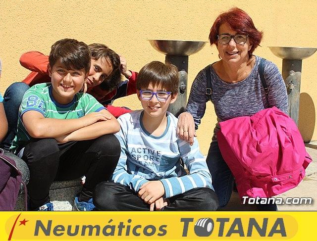 Procesión Infantil - Colegio Santiago. Semana Santa 2019 - 21