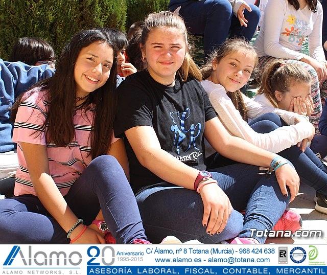 Procesión Infantil - Colegio Santiago. Semana Santa 2019 - 23