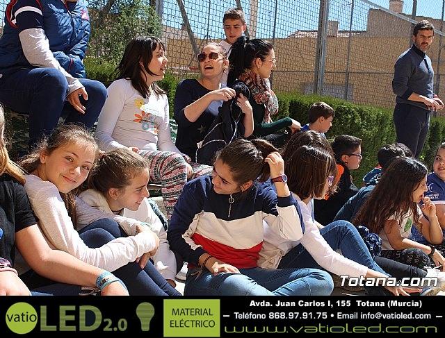 Procesión Infantil - Colegio Santiago. Semana Santa 2019 - 24