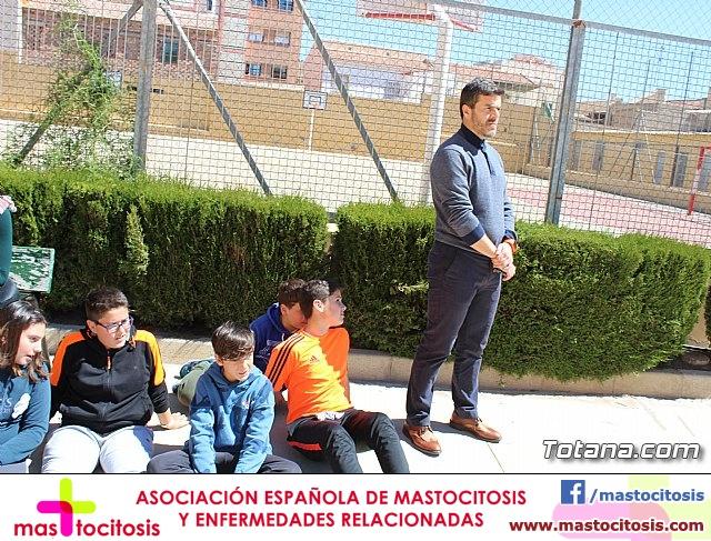 Procesión Infantil - Colegio Santiago. Semana Santa 2019 - 26