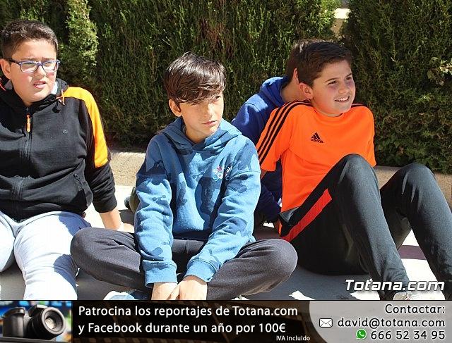 Procesión Infantil - Colegio Santiago. Semana Santa 2019 - 27