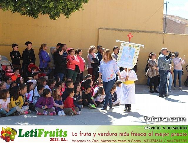 Procesión Infantil - Colegio Santiago. Semana Santa 2019 - 28