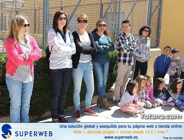Procesión Infantil - Colegio Santiago. Semana Santa 2019 - 30