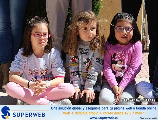 Procesión Infantil - Colegio Santiago. Semana Santa 2019 - 31