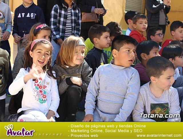 Procesión Infantil - Colegio Santiago. Semana Santa 2019 - 34