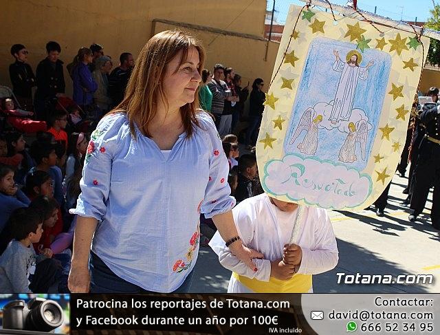 Procesión Infantil - Colegio Santiago. Semana Santa 2019 - 35