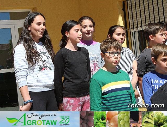 Procesión Infantil - Colegio Santiago. Semana Santa 2019 - 196