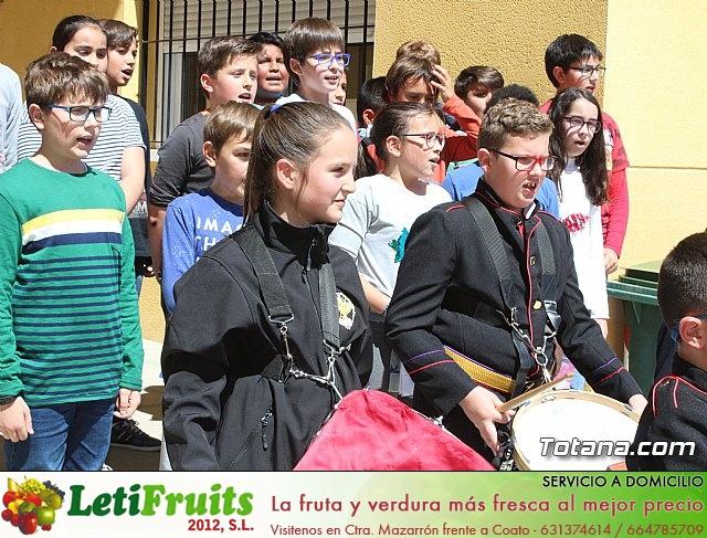 Procesión Infantil - Colegio Santiago. Semana Santa 2019 - 197