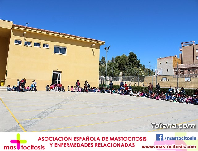 Procesión infantil Semana Santa 2018 - Colegio Santiago - 1