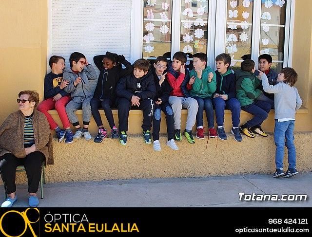 Procesión infantil Semana Santa 2018 - Colegio Santiago - 2
