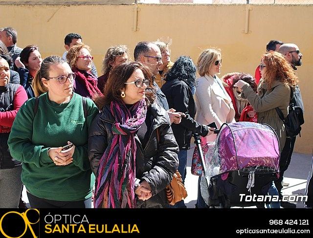 Procesión infantil Semana Santa 2018 - Colegio Santiago - 4