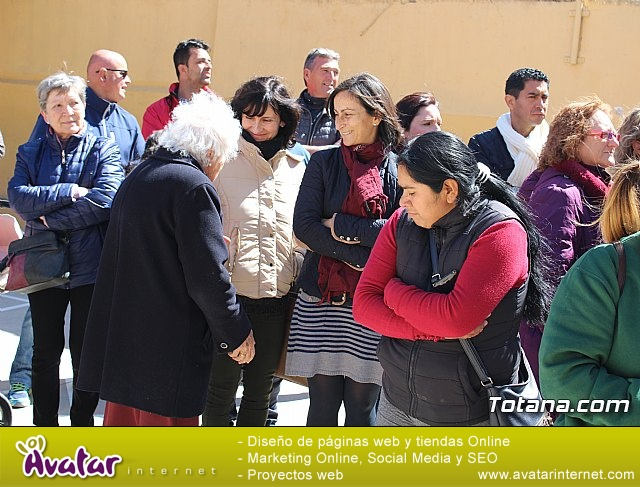 Procesión infantil Semana Santa 2018 - Colegio Santiago - 5