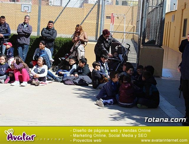 Procesión infantil Semana Santa 2018 - Colegio Santiago - 8