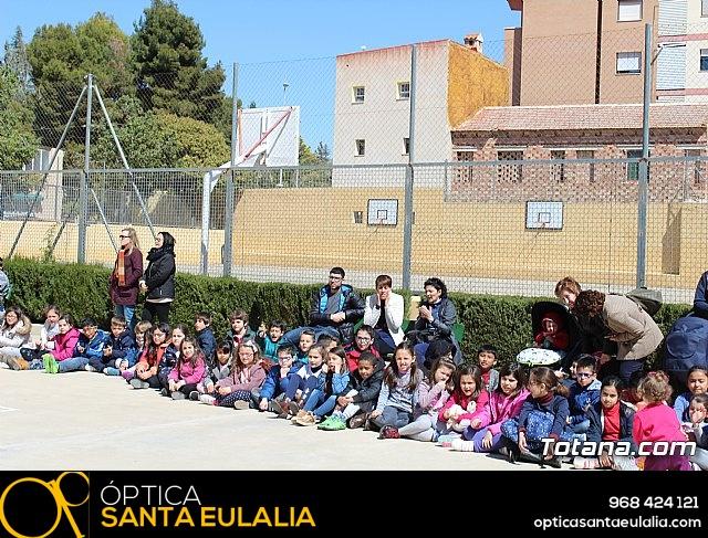 Procesión infantil Semana Santa 2018 - Colegio Santiago - 9