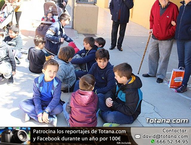 Procesión infantil Semana Santa 2018 - Colegio Santiago - 12