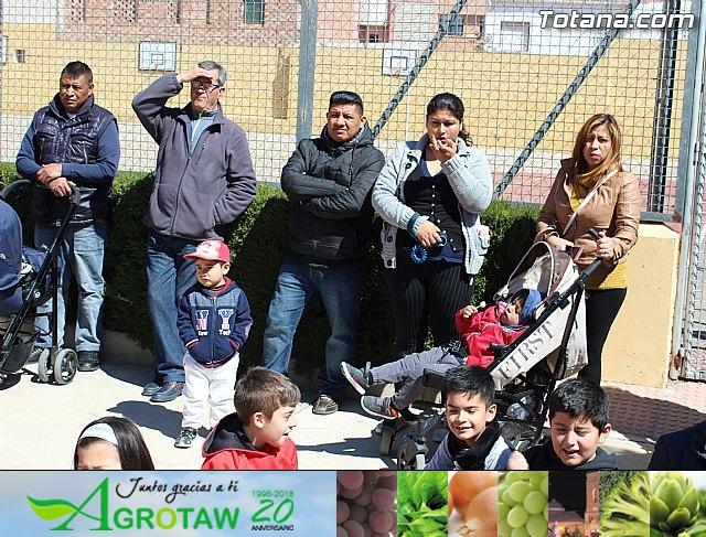 Procesión infantil Semana Santa 2018 - Colegio Santiago - 14