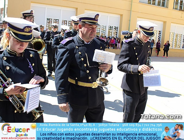 Procesión infantil Semana Santa 2018 - Colegio Santiago - 16