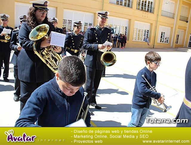 Procesión infantil Semana Santa 2018 - Colegio Santiago - 17