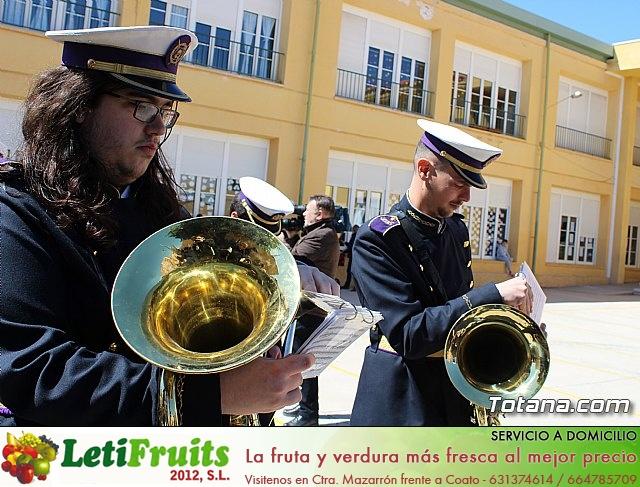 Procesión infantil Semana Santa 2018 - Colegio Santiago - 18
