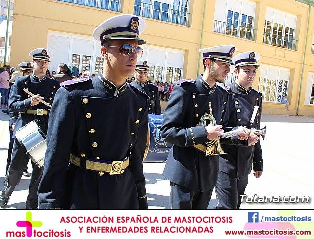Procesión infantil Semana Santa 2018 - Colegio Santiago - 20