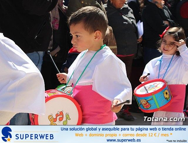 Procesión infantil Semana Santa 2018 - Colegio Santiago - 26