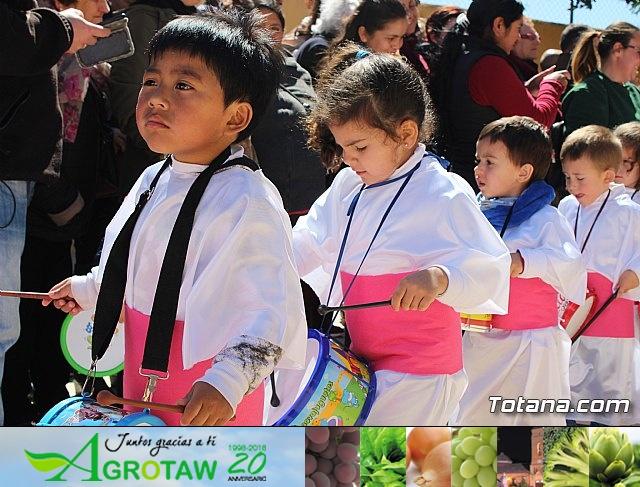 Procesión infantil Semana Santa 2018 - Colegio Santiago - 30