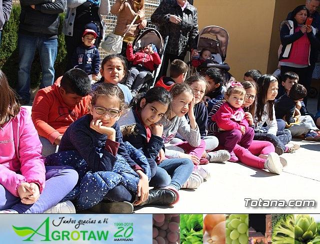 Procesión infantil Semana Santa 2018 - Colegio Santiago - 97