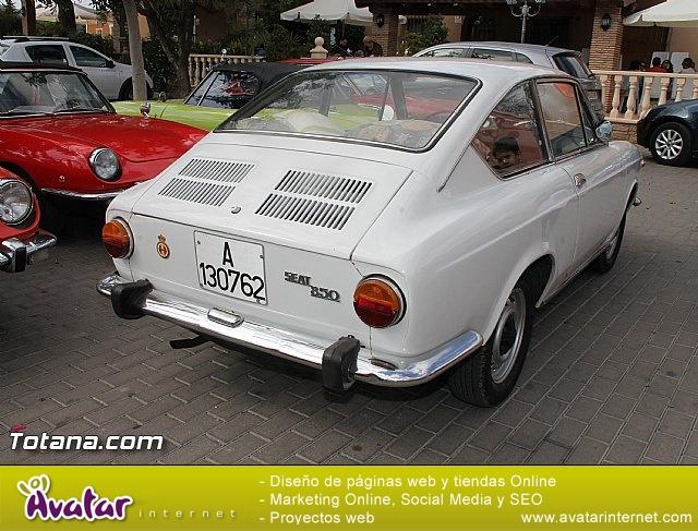 Totana acogió una concentración de Seat Sport 850 - 32