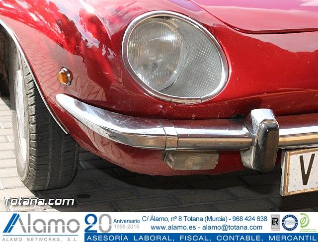 Totana acogió una concentración de Seat Sport 850 - 43