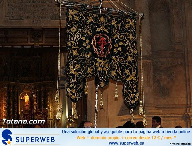 Procesión del Santo Entierro  - Viernes Santo - Semana Santa Totana 2016 - 2