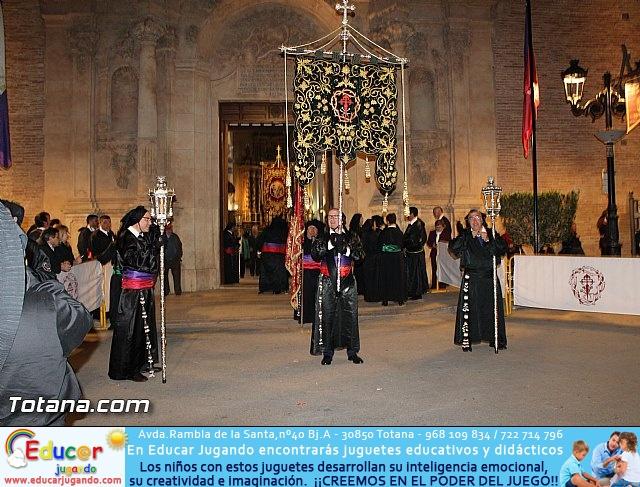 Procesión del Santo Entierro  - Viernes Santo - Semana Santa Totana 2016 - 3
