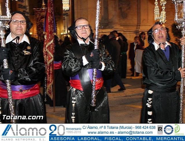 Procesión del Santo Entierro  - Viernes Santo - Semana Santa Totana 2016 - 4