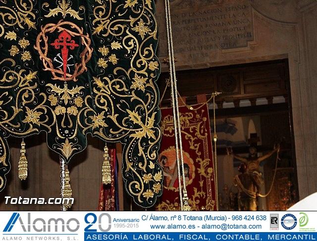 Procesión del Santo Entierro  - Viernes Santo - Semana Santa Totana 2016 - 6
