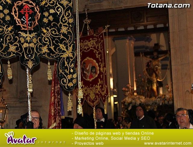 Procesión del Santo Entierro  - Viernes Santo - Semana Santa Totana 2016 - 7