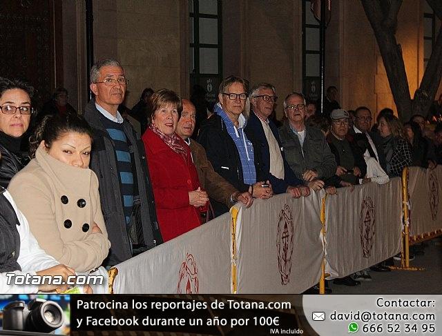 Procesión del Santo Entierro  - Viernes Santo - Semana Santa Totana 2016 - 10