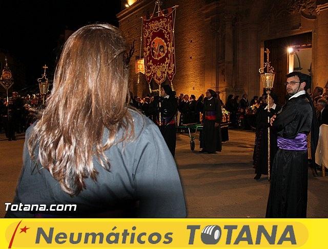 Procesión del Santo Entierro  - Viernes Santo - Semana Santa Totana 2016 - 11