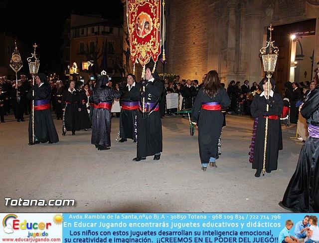Procesión del Santo Entierro  - Viernes Santo - Semana Santa Totana 2016 - 12